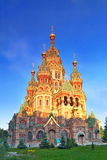 Church of St. Peter and Paul Church, Peterhof Royalty Free Stock Photo