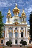 Church of St. Peter and Paul at Peterhof Palace Stock Photography