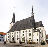 Church St. Peter and Paul. Weimar, Thuringia Stock Image