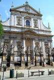 The Church of St. Peter and St. Paul city Krakow in Poland Royalty Free Stock Image