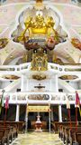 Church of St Peter and St Paul in Oberammergau. Stock Photos