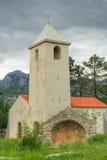 Church of St. Peter, Starigrad - Paklenica, Croati Stock Photography