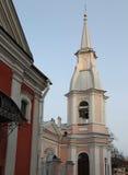 Church in St. Petersburg Stock Photos