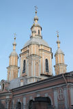 Church in St. Petersburg Stock Photography