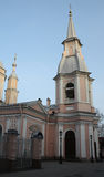 Church in St. Petersburg Stock Photo