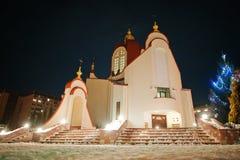 Church of st Petr Stock Photo