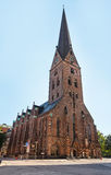 Church St Petri Hamburg Royalty Free Stock Photos