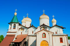 Church of St. Philip the Apostle and St. Nicholas Stock Images