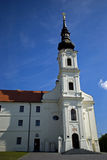 Church of St. Philip and Jacob, Vukovar, Croatia Stock Image
