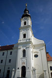 Church of St. Philip and Jacob, Vukovar, Croatia Royalty Free Stock Photo