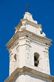 Church of St. Pietro. Molfetta. Puglia. Italy. Stock Photography