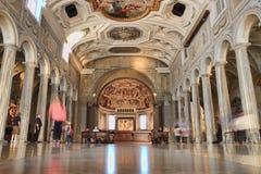 Church St Pietro in Vincoli Royalty Free Stock Photos