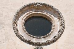 Church of St. Quirico. Cisternino. Puglia. Italy. Stock Photography