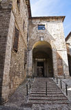 Church of St. Restituta. Narni. Umbria. Italy. Royalty Free Stock Image
