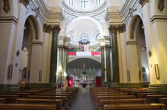 Church of St. Rocco. Ceglie Messapica. Puglia. Italy. Stock Photos