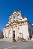 Church of St. Rocco. Ceglie Messapica. Puglia. Italy. Stock Photo