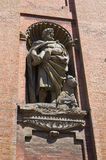 Church of St. Salavatore. Bologna. Emilia-Romagna. Italy. Royalty Free Stock Images