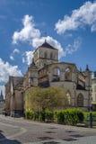 Church of St. Savior, Caen, France Royalty Free Stock Photos