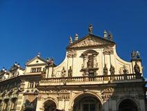 Church of St. Saviour stock photo