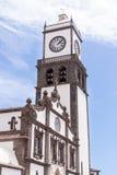 Church of St. Sebastian in Ponta Delgada, Sao Miguel, Azores, Stock Photography