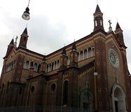 Church of St. Secondo The Martyr, Turin, Italy Royalty Free Stock Images