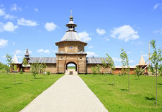 Church of St. Sergius of Radonezh Stock Photography