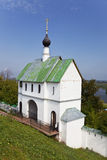 The Church Of St. Sergius Of Radonezh. Murom Royalty Free Stock Photo