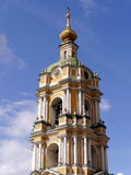 The Church of St. Sergius of Radonezh Stock Images