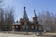Church St. Sergius of Radonezh in Vologda Stock Photography