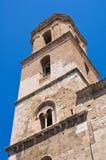 Church of St. Severino. San Severo. Puglia. Italy. Royalty Free Stock Photography