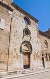 Church of St. Severino. San Severo. Puglia. Italy. Stock Photo