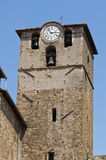 Church of St. Sisto. Viterbo. Lazio. Italy. Stock Image