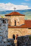 Church of St. Sophia, Ohrid Royalty Free Stock Photo