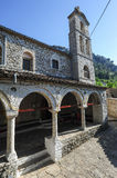 The church of St. Spiridione at Berat Royalty Free Stock Images