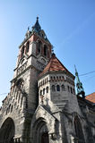 Church of St Stanislaus in Chortkiv_5 Royalty Free Stock Images