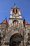 Church of St Stanislaus in Chortkiv_7 Royalty Free Stock Photo