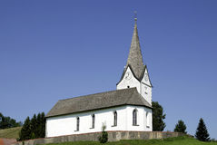 Church of St. Stephan in Bavaria Royalty Free Stock Images