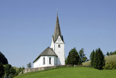 Church of St. Stephan in Bavaria Stock Photo