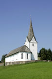 Church of St. Stephan in Bavaria Stock Image