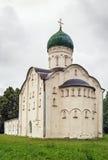 Church of St. Theodore Stratilates, Veliky Novgorod Stock Photography