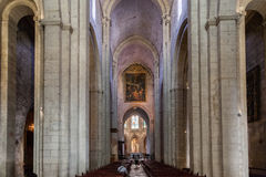 Church of St Trophime Arles Provence France Stock Images