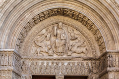 Church of St Trophime Arles Provence France Royalty Free Stock Photo
