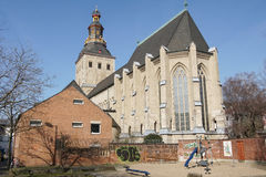 Church St. Ursula, Cologne, Germany Royalty Free Stock Photography