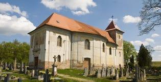 Church of St. Vaclav Stock Photos