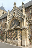 Church in St Valery sur Somme Royalty Free Stock Photography