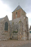 Church in St Valery sur Somme Royalty Free Stock Image