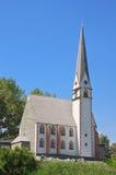 Church of St. Vincenz. Heiligenblut, Austria. Klagenfurt. Miniature Park Royalty Free Stock Photo