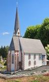 Church of St. Vincenz. Heiligenblut, Klagenfurt. Miniature Park Royalty Free Stock Image