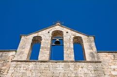 Church of St. Vito dei Greci. Martina Franca. Puglia. Italy. Stock Photo