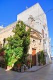 Church of St. Vito. Monopoli. Puglia. Italy. Stock Photography